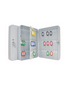 sleutelkast Modell X, 110 sleutel, vaste hakenlijsten,280 x 370 x 80 mm