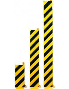 Aanrijbeschermingshoek L-vorm, voor bodemmontage