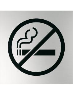 Sticker 'Roken verboden', pictogram