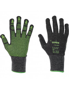 uvex Schnittschutz-Handschuh C300 dry, Kategorie II, 270mm, Größe 7