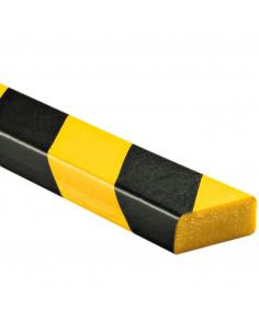 Stootrand vlakbeschermingsprofiel Type D