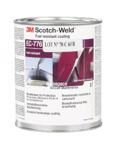 3M hechtprimer Scotch-Clad 776, voor coating Scotch Weld 7888, 1 l/bus