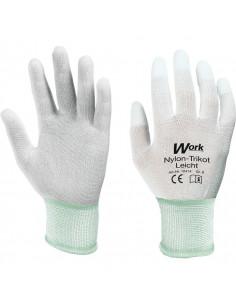 Tricot-handschoen nylon Work® beschermende handschoen