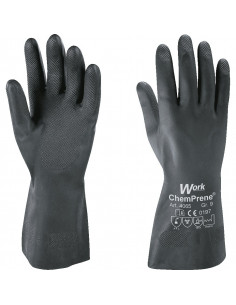 Chemisch bestendige handschoen ESV WORK ChemPrene®
