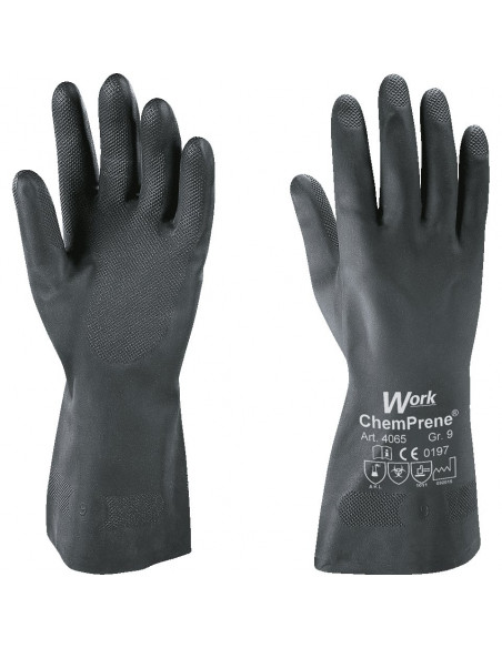 ESV WORK ChemPrene® chemisch bestendige handschoen