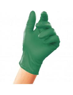 Nitril wegwerphandschoenen Ansell 92-600 TouchNTuff, poedervrij, enkele handschoen