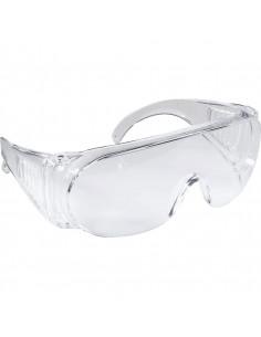 overzetbril ESV WORK C4 Visi, kleurloos, veiligheidsbril, bescherming van de ogen