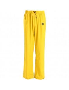 HELLY HANSEN regenbroek Stretch, polyesterweefsel, geel