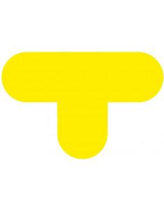 Vloervorm T