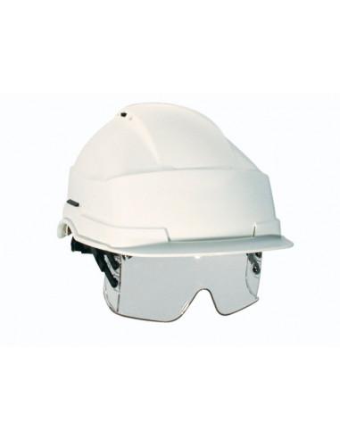 Aubouix veiligheidshelm Iris 2 met PC veiligheidsbril