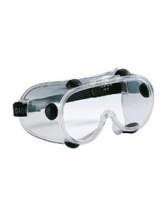 Vollsichtveiligheidsbril Aero, EN 166, transparante acetaat-schijf, 65g