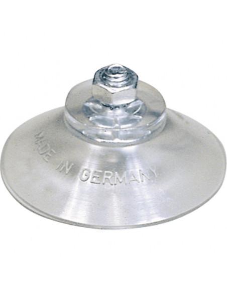 Zuignap voor bevestiging op gladde oppervlakken, Ø 40 mm, 10/VE