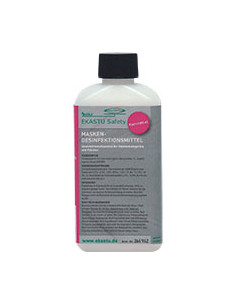 EKASTU Masken-Desinfektionsmettel, voor Staub- en Gasmasken, 250 ml/fles