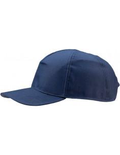 Veiligheidspet VOSS-Cap olie- en regenbestendig, blauw