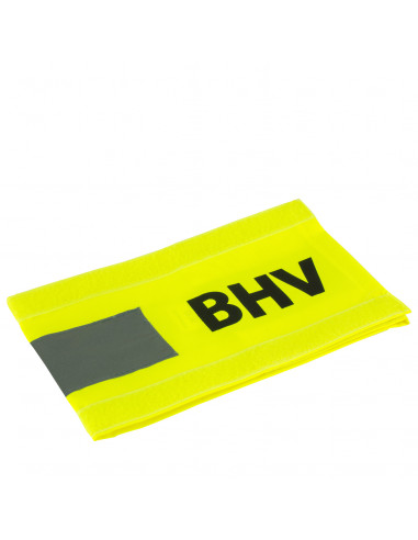 BHV armband geel