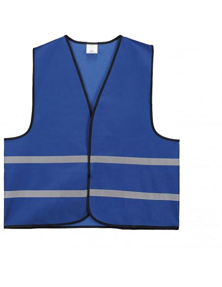 Veiligheidshesje blauw standaard
