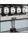 Sticker 'Geleidermarkering fase L2' op rol (500 stuks)