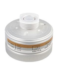 Dräger ademhalingsbeschermingfilter A2B2 P3 R D, EN 141, voor half-/volgelaatsmaskers, EN148/1,300g