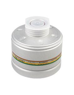 Dräger ademhalingsbeschermingfilter A2 B2 E2 K1-P2R D,EN 141,half-/volgelaatsmaskers,EN 148/1,300g