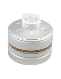 Dräger ademhalingsbeschermingfilter AXB2, EN 141, alleen Volgelaatsmaskers,350g