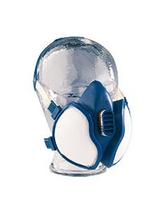 3M Halfgelaatsmasker voor eenmalig gebruik 4279 FFABEK1P3 RD, EN 405:2001+A1:2009, uitademventiel, 345g