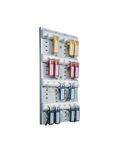 DURABLE Key Board 24, grijs, kunststof, 275x400 x 365 mm, 0, 6 kg