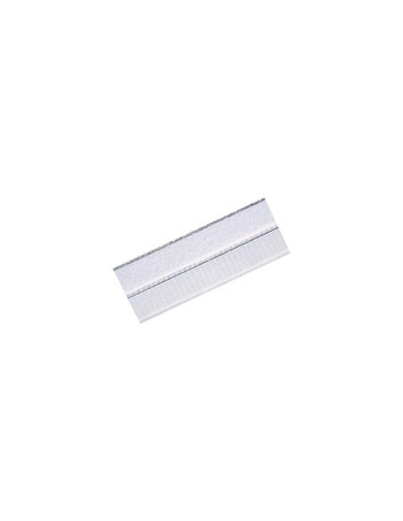 Klittenband voor montage van borden, zelfklevend (sticker), 25 mmx25m