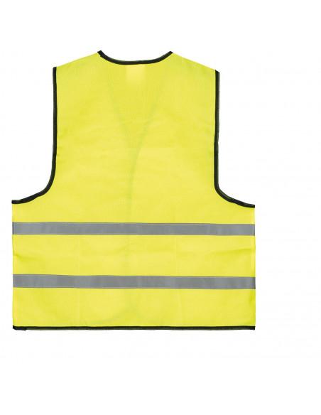 Veiligheidshesje standaard geel