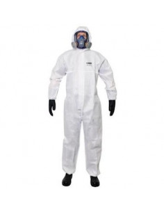 M-Safe 8100 FR-AST disposable overall, maat XL