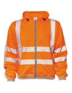 M-Wear 6230 hooded sweater RWS