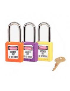 Zenex slot 410 met gelijke sleutel en hoofdsleutel