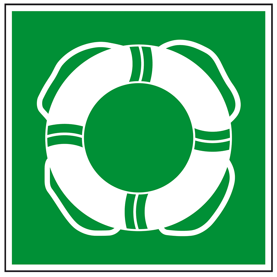 E061 - Reddingsboei